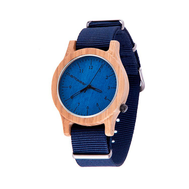 polski zegarek na rękę, plantwear_pl_packshot_drewniane_zegarki_heritage_blue_edition_dab_2
