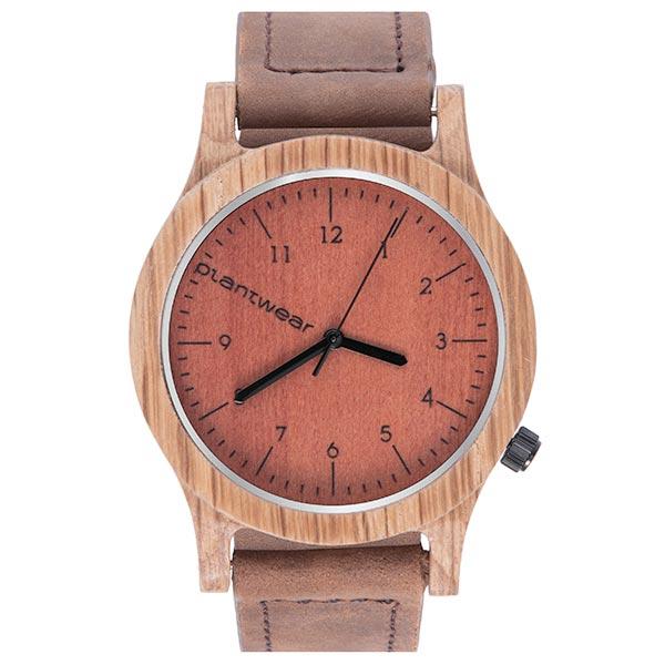 polski zegarek na rękę, drewniany zegarek Plantwear