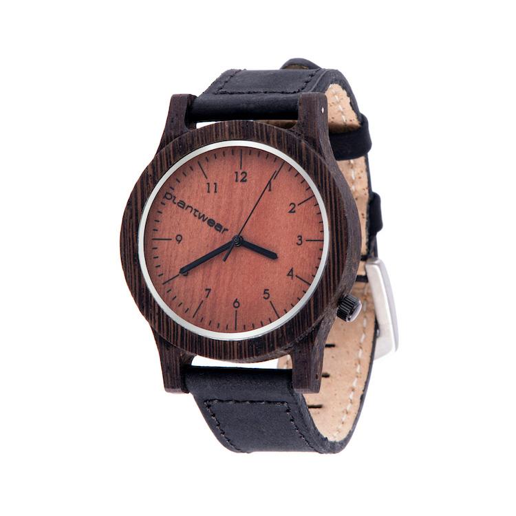 polski zegarek na rękę, plantwear_pl_packshot_drewniane_zegarki_heritage_heban_2