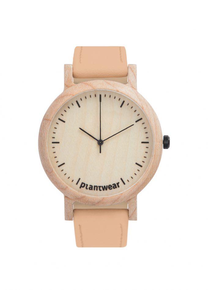 zegarek polski, drewniany zegarek