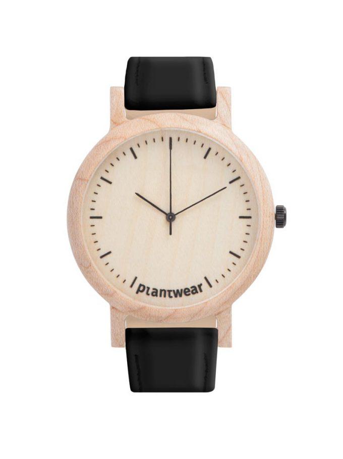 drewniany zegarek lark slim