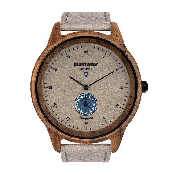 drewniany zegarek pure dust