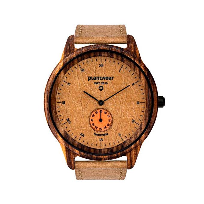 polski zegarek na rękę, plantwear_pl_packshot_drewniane_zegarki_pure_new_sand_03