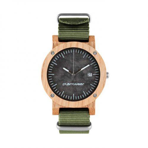 polski zegarek na rękę, plantwear_pl_packshot_drewniane zegarki raw dab
