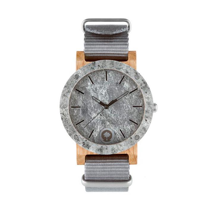 polski zegarek na rękę, plantwear_pl_packshot_drewniane_zegarki_raw_double_silver_dab_1