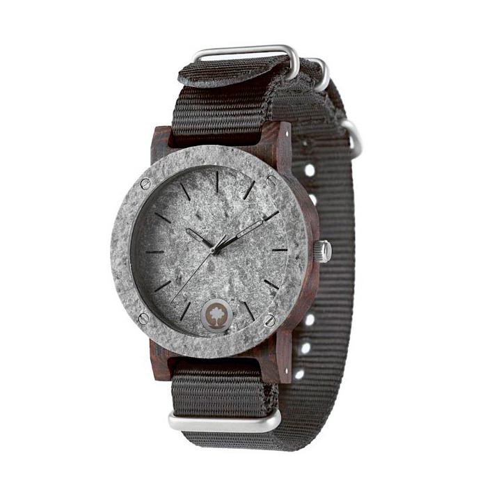 polski zegarek na rękę, plantwear_pl_packshot_drewniane_zegarki_raw_double_silver_heban_02