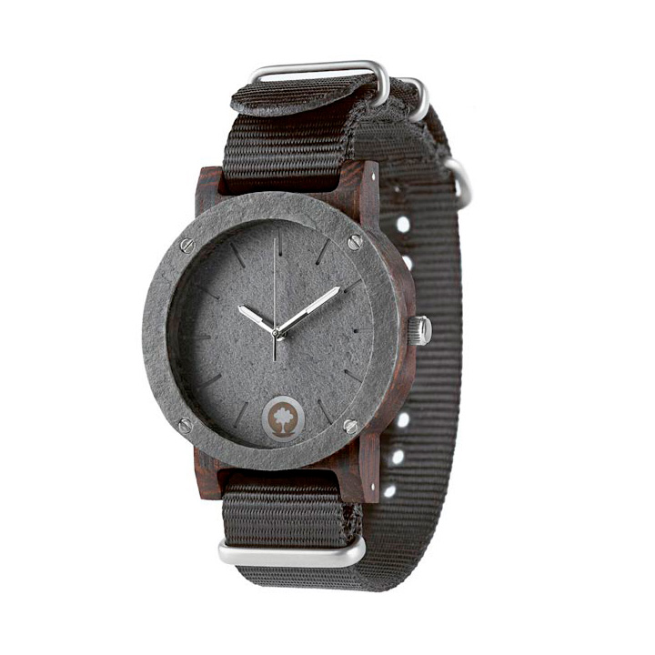 polski zegarek na rękę, plantwear_pl_packshot_drewniane_zegarki_raw_double_stone_heban_2