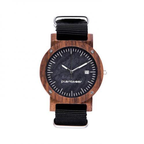 polski zegarek na rękę, plantwear_pl_packshot_drewniane_zegarki_raw_palisander_1-1