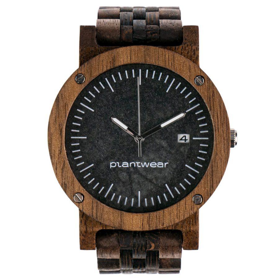 polski zegarek raw palisander bransoleta Plantwear