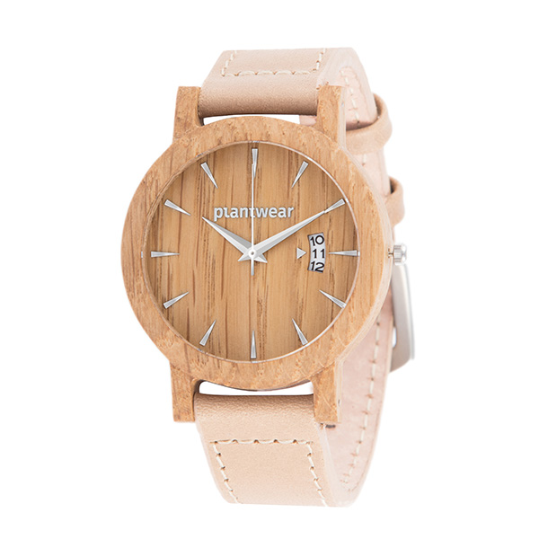 polski zegarek Drewniany zegarek royal dąb
