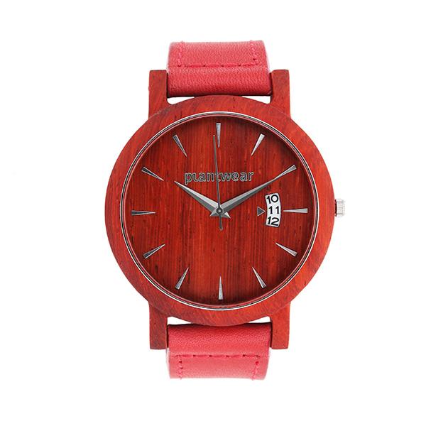 polski zegarek Drewniany zegarek royal padouk