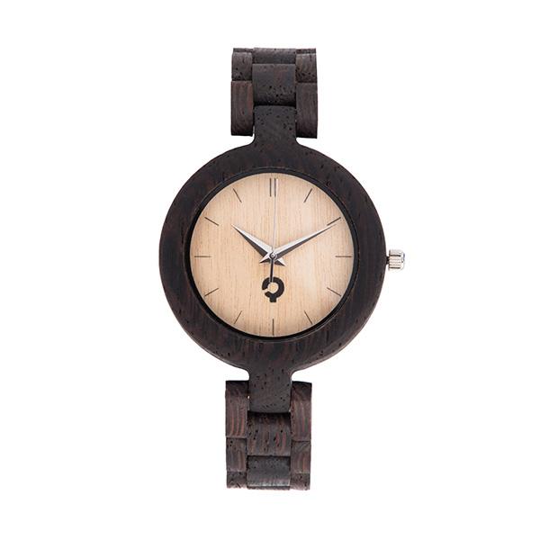 drewniany zegarek, polski zegarek