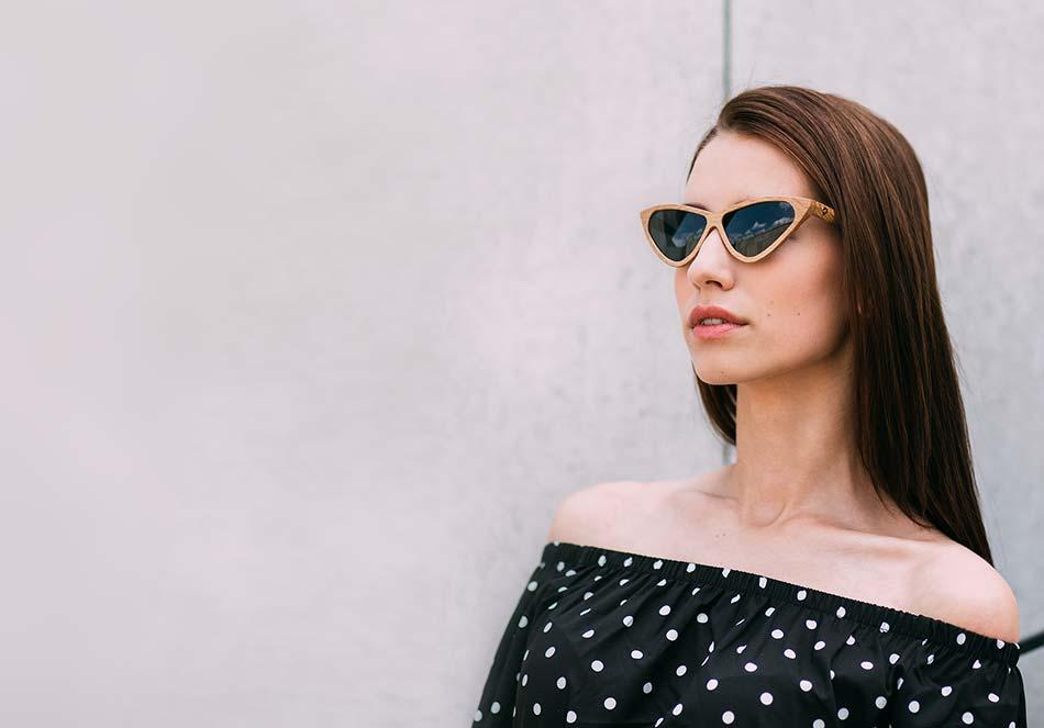 Kto wynalazł okulary przeciwsłoneczne? Plantwear drewniane okulary