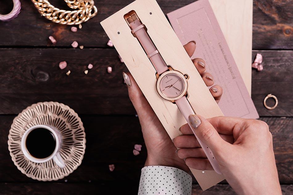 zegarek w prezencie